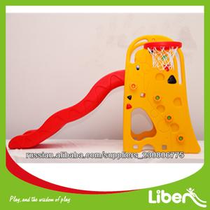 высокого качества крытые пластиковых площадка слайды ле. гт. 007