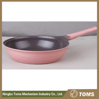 New style AL Die Cast 24cm deep fry pan cookware