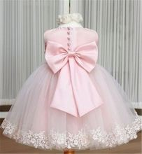 A136 Alibaba hot fashion little queen flower girl princess dress