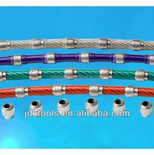 Professional for granite slab cutting Diamond multi-wire saw