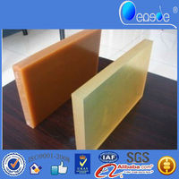 China PU Rubber Board On Sale