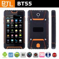 IP68 NFC 5 inch 2+8MP/1+8GB 4200Mah Cruiser BT55 fortisx waterproof rugged phone