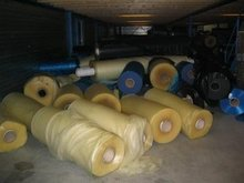 LDPE, HDPE, PET FILMS, PVB, PVC
