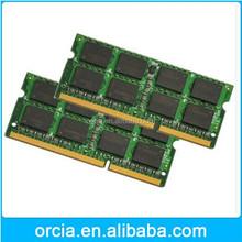 Laptop DDR3 RAM memory 2gb 4gb 8gb 1333mhz/1600mhz