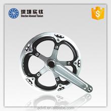 Customized Titanium alloy casting bike Crankset