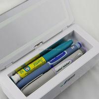 Joyikey interferon storage, growth hormone fridge, syringes pen case, AC/DC/Li-battery