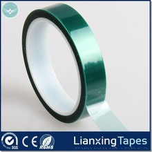 High temperature heat resistant polyester silicone adhesive tape, Polyester tape