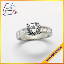 2014 cubic zirconia latest gold ring designs