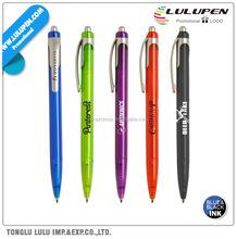 Carson Click TS Promotional Pen (Lu-Q67545)