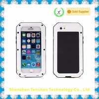 Hot selling waterproof for iphone 6 case with fingerprint, wholesale shockproof case for iPhone 6