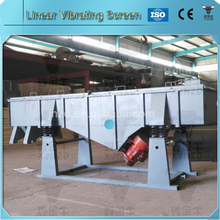 The new-style silica sand combine vibration screen