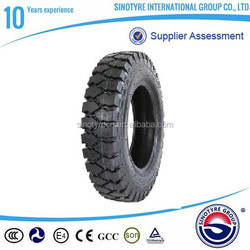 bias tyre for bus use long time 10.00-20 bias trailer tire with tube & flap