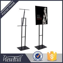 Wholesales Metal Advertising Exhibition Post Stand