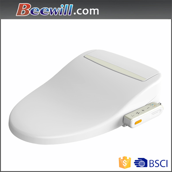 Hot and cold water bidet with heated bidet toilet seat buy heated toilet seat bidet toilet - Bidet heated toilet seat ...