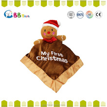 ICTI and EN 71 plush animal teddy square for kids and christmas