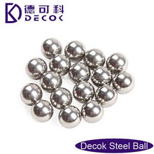 RoHS 0.35 to 200 mm low carbon steel balls 420c stainless balls with nipple joint