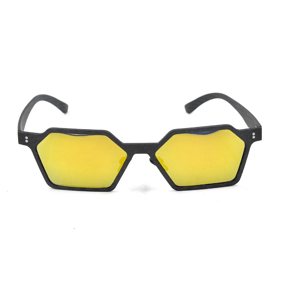 Novedades gafas de sol de fibra de carbono, personalizado gafas de ...
