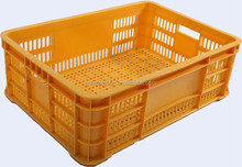 Fruit storage container mesh type plastic crates for sale