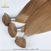 Alibaba Golden Supplier Stable Quality Remy Human Hair Weft aofa hair products co.ltd
