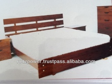 Wooden beds