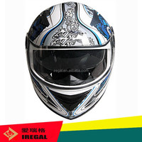 Dot ECE full face adult man motorbike helmet