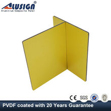 Outdoor sign board material exterior wall finishing material