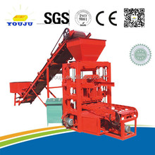 QTJ4-26 construction machinery for concrete block made in china