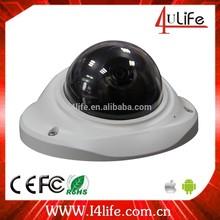 i4life HD 2.0 Mega pixel 1080P IR CUT AHD 12 pcs IR-LED fish eye 360 Degree shape Camera