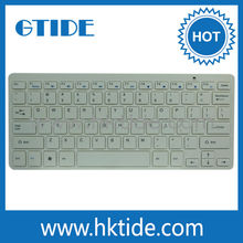 wholesale factory price 2.4G RF wireless laptop external keyboard mouse