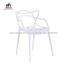 barato moderno y silla de plástico