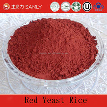 Manufacturer Supply Red Rice Yeast extract powder in bulk