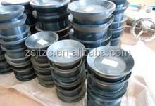 Anti-rotating cementing top plug /bottom plug