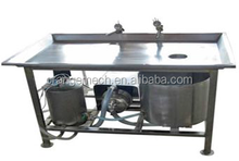 stainless steel injection machine for meat