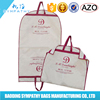 2015 Promotional custom non woven foldable garment bag suit bag by factory