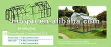 Decorative Greenhouse grow box container houses DIY A+ serise