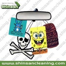 hanging basketball car air freshener