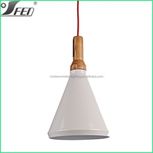 Contemporary light interior decoration zhongshan aluminum pendant light