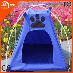 Folding Pet Bed, Outdoor Dog House, Hot Summer Personalized Pet Tent