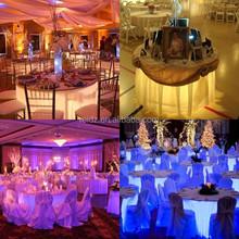 Reidz colorful wedding table decoration