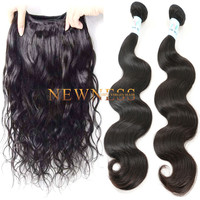 Fast shipping new fashionable black hair weave market best quality 100% remy brazilian hair extensions online sale
