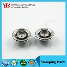 Spring steel material stamping parts with high quality