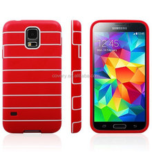 stripe Wholesale tpu case for Samsung S5