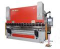 Jiashida marca 63 T 2500 mm chapas de ferro máquina de dobra máquina de dobragem de metais