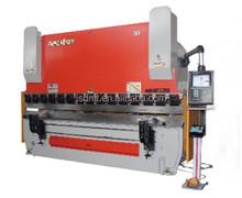 JiaShiDa Brand 63T 2500mm iron sheet bending machine, metal bending machine