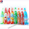 Quality plastic manufacturer Bottle shape pouches for juice standing pouch