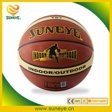 Custom Printed Genuine Leather Basketball