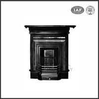 multi fuel burning cast iron stove and fireplace TST914