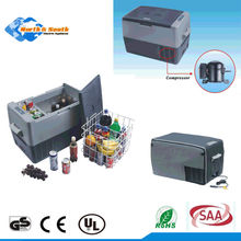 Alibaba China Home Appliances Certified 45 Liter 12V Car Portable Fridge Outdoor