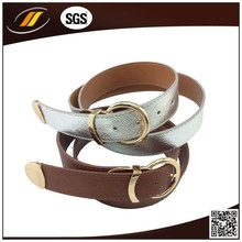 Manufacture Cheap Price Women Belts Classic Fake Leather Belts