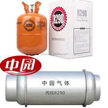 coolant gas R290 high purity Refrigerant